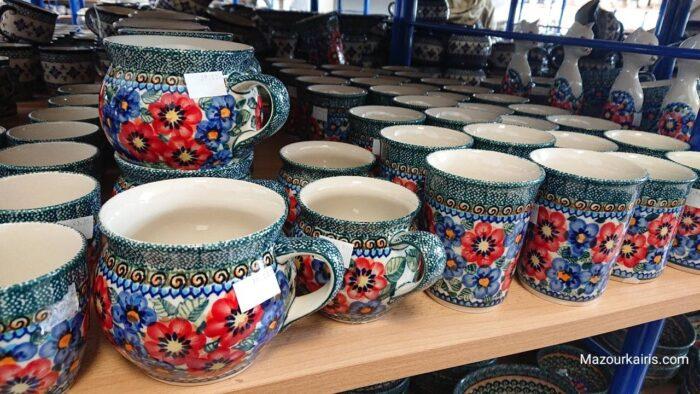 bolesławiecボレスワヴィエツポーランド陶器ポーリッシュポッタリー